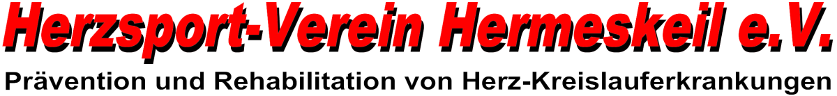 Herzsport-Verein Hermeskeil e.V. - Prävention und Rehabilitation von Herz-Kreislauferkrankungen